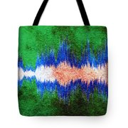 10297 Bridge Over Troubled Waters By Simon And Garfunkel With Title Tote Bag