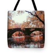 Bridge Over Yellow Breeches Creek Tote Bag