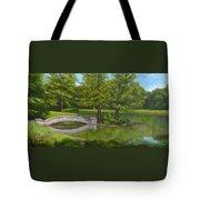 Bridge Reflections Tote Bag