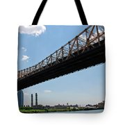 Bridge Tote Bag