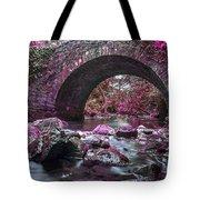 Bridge River Tote Bag