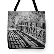 Bridge Shadows Tote Bag