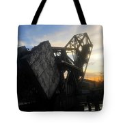 Bridge Sundown Tote Bag