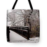 Bridge To Grandma's House Tote Bag