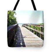 Bridge To Paradise Gp Tote Bag
