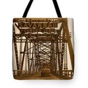 Bridge To Savannah Tote Bag