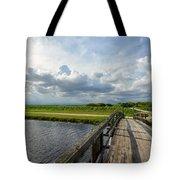 Bridge To The Bayou Tote Bag