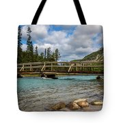 Bridge To The Other Side Tote Bag