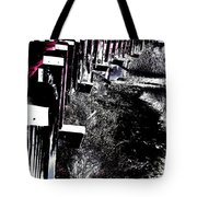 Bridge To Unknown Tote Bag