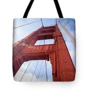 Bridge Tower Tote Bag