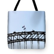 Bridge Walk Tote Bag