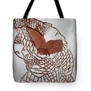 Bridged - Tile Tote Bag
