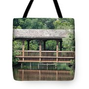Bridges Of Miami Dade County Tote Bag