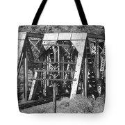 Bridges Of Power Tote Bag