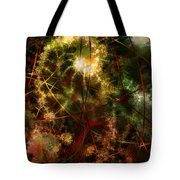 Bridges To Inner Sanctums Tote Bag