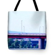 Bridges To The Vienna Woods Tote Bag