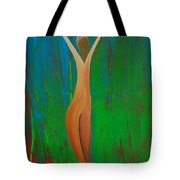 Bridging Heaven And Earth Tote Bag
