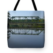 Bridging The Cathance Tote Bag