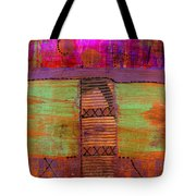 Bridging The Gap II Tote Bag