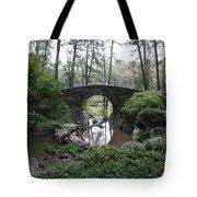 Bridging The Gap Tote Bag