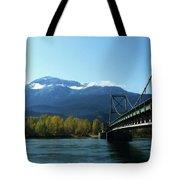 Bridging The Seasons Tote Bag