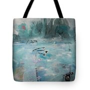 Brierly Beach Tote Bag