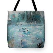 Brierly Beach Tote Bag