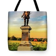 Brigadier General John Gibbon Tote Bag