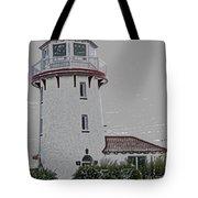 Brigantine Lighthouse Tote Bag