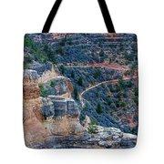 Bright Angel Trail @ Grand Canyon Tote Bag