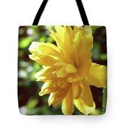 Bright As Yellow Tote Bag