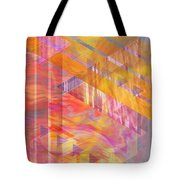 Bright Dawn Tote Bag