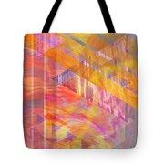 Bright Dawn Tote Bag