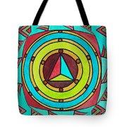Bright Design Tote Bag