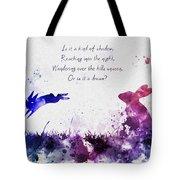 Bright Eyes 2nd Edition Tote Bag