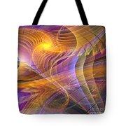 Bright Idea - Square Version Tote Bag