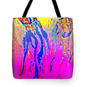 Bright Life Is Here Again  Tote Bag