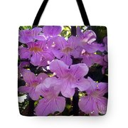Bright-lillac Flowers 6-22-a Tote Bag