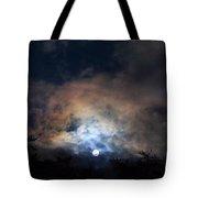 Bright Night Skies Tote Bag