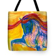 Bright Passage Tote Bag