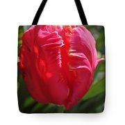 Bright Pink Tulip1 Tote Bag