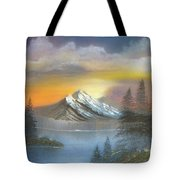 Bright Sky Tote Bag