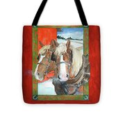 Bright Spirits Tote Bag by Christie Michelsen