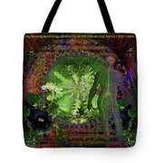 Bright Tomorrow Tote Bag by Joseph Mosley