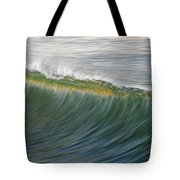 Bright Wave Tote Bag