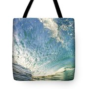 Bright Wave - Makena Tote Bag