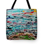 Brighter Day 1 Of 2 Tote Bag