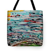 Brighter Day 2 Of 2 Tote Bag
