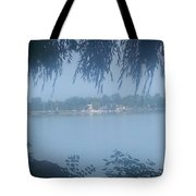 Brighter Than The Mist Tote Bag