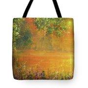 Brightest Spring Tote Bag